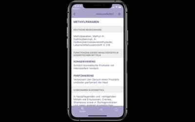 Die INCI-App von health&media wurde erneut ausgezeichnet